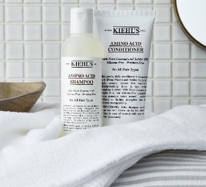 $20 Off $65 Hair Products @ Kiehl's