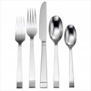 Anchor Hocking Persuade II 20 Piece Casual Flatware Set, Service for 4