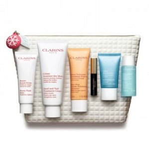 £36(£72)Clarins Relaxing Weekend Partners Gift Set