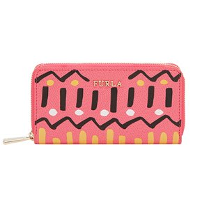 FURLA BABYLON KEY CASE TONI ROSE