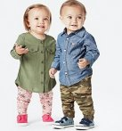 40%-75% Off+Extra $10 Off $50 Kids and Baby Apparel Sale @ macys.com
