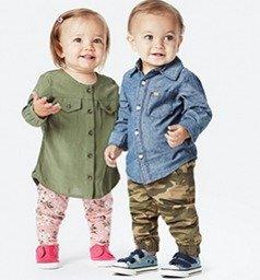 40%-75% Off Kids and Baby Apparel Sale @ macys.com
