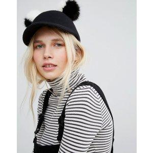 Monki 羊毛帽