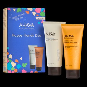 AHAVA® - Holiday Minerals Hand Cream Duo