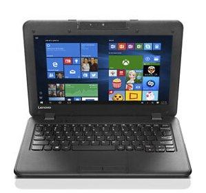 $174.99(原价$249.99)Lenovo ThinkPad N22 11.6吋笔记本(Intel Braswell N3050, 4GB, 64GB eMMC Drive)