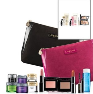 Receive a FREE 7-Pc. gift (up to $118 value) with a $35 Lancôme purchase