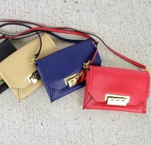 Up to 45% Off + Extra 70% OffZAC Zac Posen Handbags Sale @Barneys Warehouse
