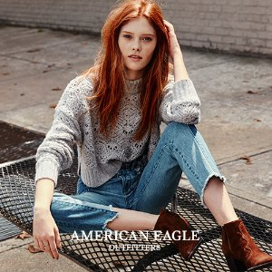 25%-60% On The Entire AEO Fall Collection @ American Eagle