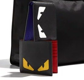 Up to $175 Off Fendi Men Wallets Sale @ Saks Fifth Avenue