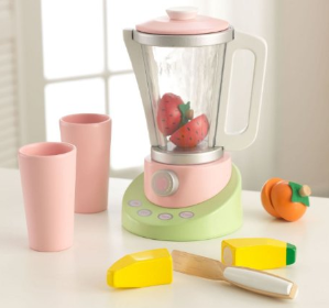 KidKraft Uptown Pastel Smoothie Set