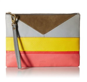 Fossil Large Wristlet