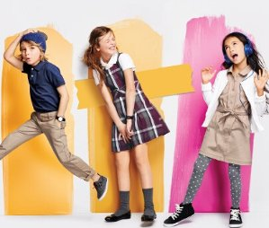 Up to 60% Off Back to School Clothing & More @ Amazon