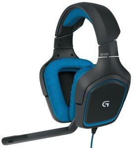 $39.99 LOGITECH G430 Dolby 7.1 surround sound Gaming Headset