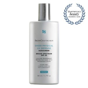 Skinceuticals Sheer Physical UV Defense SPF 50 Face Sunscreen