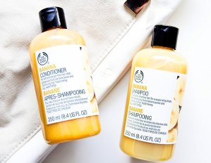 Buy 3 Get 2 FreeShampoo and Conditioner @ The Body Shop
