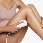 Gillette Venus Silk-expert IPL 5001 (Intense Pulsed Light) Body Hair Removal System
