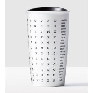 Word Search Double Wall Traveler