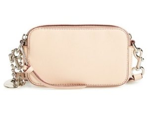 $164.98 MARC JACOBS 'Recruit' Pebbled Leather Crossbody Bag @ Nordstrom
