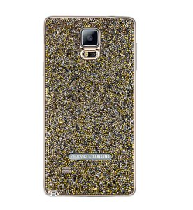 $0.99 + Free shipping Swarovski Crystal Battery Cover for Galaxy Note 4
