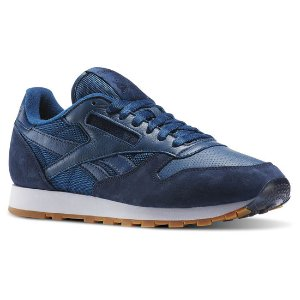 Reebok Classic Leather Perfect Split Pack - Blue | Reebok US