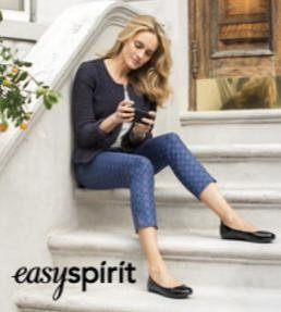 From $19.98The Summer Stockroom Sale @ Easy Spirit