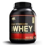 $81.182 x 5lb Optimum Nutrition 100% Natural Gold Standard Whey Protein (Various Flavors)