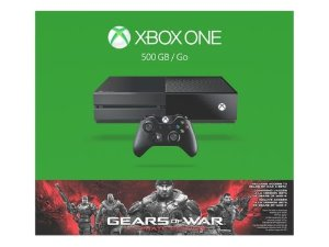 $209 Xbox One 500GB Gears of War: Ultimate Edition Bundle