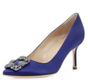 Up to $1200 Gift Card on Manolo Blahnik Women's Shoes @ Neiman Marcus