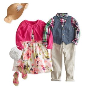 Extra 14% offNew Arrivals Up To 70% Off Sale + Extra 40% Off Clearance @ Gymboree