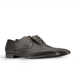 Giorgio Armani Men CALFSKIN DERBY, Calf-skin leather - Armani.com