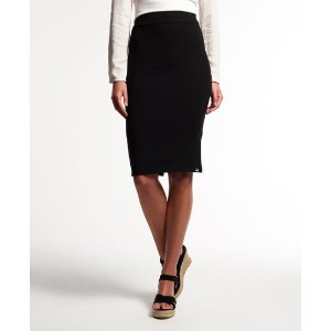 Superdry Ponte Pencil Skirt - Women's Skirts