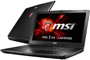 $749微星MSI GL62 15吋 笔记本 (i5-6300HQ, 32GB, GTX960M, 256GB + 1TB)