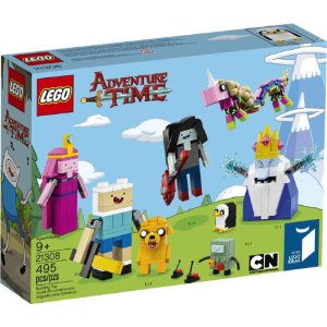 21308 LEGO Ideas Adventure Time by LEGO Systems Inc. | 673419268820 | Item | Barnes & Noble®