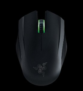 Razer Orochi Wired or Wireless Bluetooth 4.0 Travel Gaming Mouse