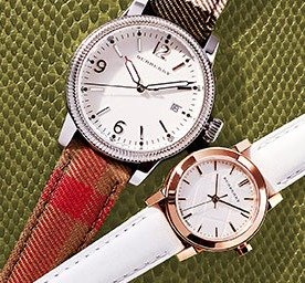 Up to 51% Off Burberry Watches @ Hautelook