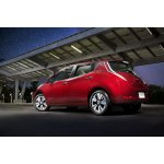 Take on Car Hassles with the 100% Electric Nissan LEAF®