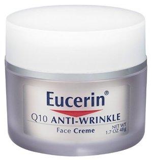 $6.45Eucerin Sensitive Skin Experts Q10 Anti-Wrinkle Face Creme 1.70 oz