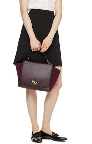 Magnolia Park Suede Laurel Sale @ kate spade new york