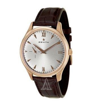 Zenith 18-2016-681-07-C498 Men's Heritage Ultra Thin Watch