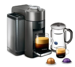 Up to 50% Off + Extra 10% Off Nespresso Espresso Machines @ Macys
