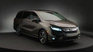 New DesignAll-New 2018 Honda Odyssey
