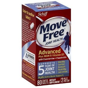 Schiff Move Free Joint Health Glucosamine Chondroitin Plus MSM & Vitamin D3
