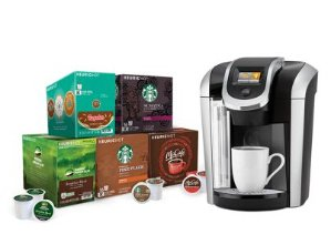 $99.99Keurig® K475 Coffee Maker bundle