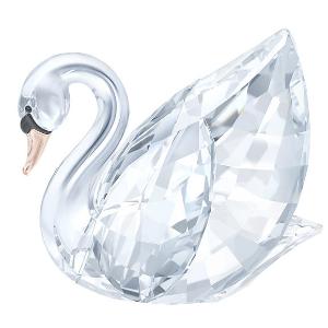 Swan, large - Decorations - Swarovski Online Shop