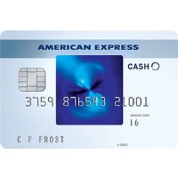 Special Offer - Earn 5% cash back on eligible travel purchases+3% at U.S. supermarkets+$100 Blue Cash Everyday® Card from American Express
