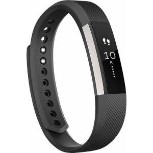 Fitbit Alta Activity Tracker (Large) Black FB406BKL - Best Buy