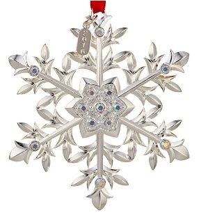 Lenox 2016 Snow Majesty Ornament