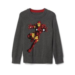 Mad Engine© Iron Man sweater | Gap