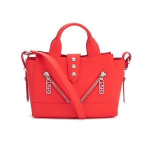 KENZO Women's Kalifornia Mini Tote Bag - Red - Free UK Delivery over £50