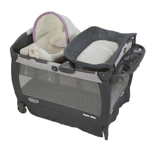 Graco Pack 'n Play Play Yard with Cuddle Cove - Janey - Graco - Babies